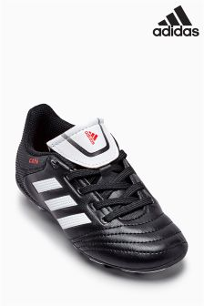 adidas Black/White Copa 17.4 Firm Ground Football Boot