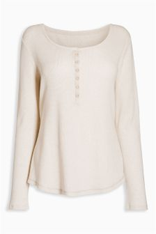 Waffle Texture Top