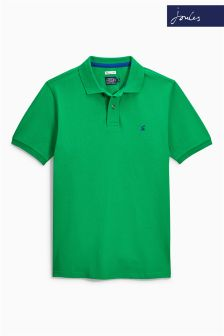 Joules Green Woody Polo Top