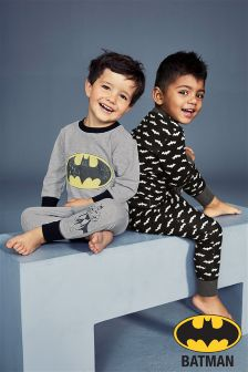 Batman® Pyjamas Two Pack (9mths-8yrs)