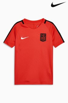 Nike Red Neymar Squad Top