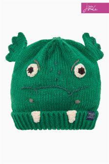 Joules Dragon Character Hat