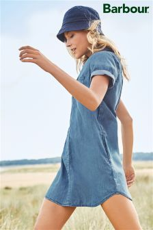 Barbour® Chambray Fins Dress