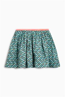 Geo Print Skirt (3mths-6yrs)