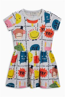 Printed Tunic (3mths-6yrs)