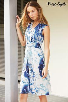 Blue Phase Eight Isabella Dress
