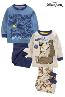 Jungle Book Pyjamas Two Pack (9mths-6yrs)