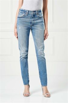 Levi's® Post Modern Blues 501® Skinny Jean