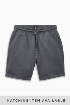 Brushed Midweight Jersey Shorts