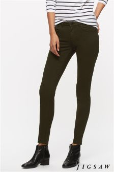 Jigsaw Midnight Grey Richmond Jean