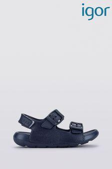Beaverbrooks 18ct White Gold Diamond Halo Ring