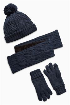 Cable Three Piece Set (Older Boys)