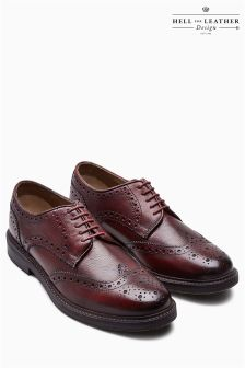 Heavy Sole Brogue