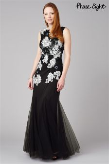 Phase Eight Mono Aude Tulle Dress