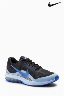 Nike Black/Blue Air Max Dynasty