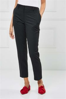 Stripe Taper Trousers