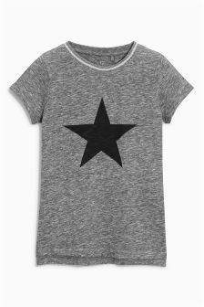 Star Short Sleeve Tunic (3-16yrs)