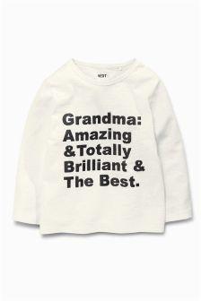 Grandma T-Shirt (3mths-6yrs)