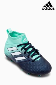 adidas Black/Blue Ace 3 Firm Ground