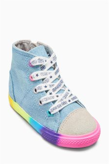 Rainbow High Tops (Younger Girls)