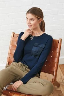 Replay® Dark Wash Joi High Rise Hyperflex Skinny Jean
