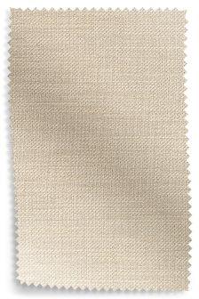 Belgian Soft Twill Light Natural Fabric Roll