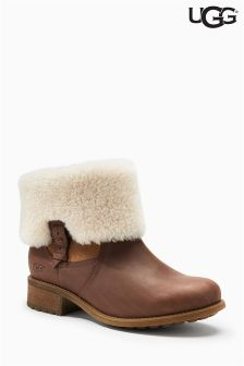 Ugg® Brown Demitasse Chyler Boot