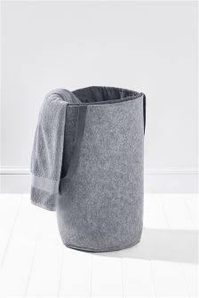 Grey Felt Storage Bag