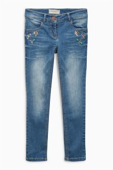 Authentic Jewel Skinny Jeans (3-16yrs)