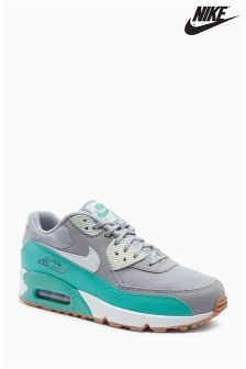 Nike Green/Grey Air Max 90 Essential