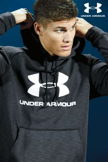 Under Armour Black Logo Hoody