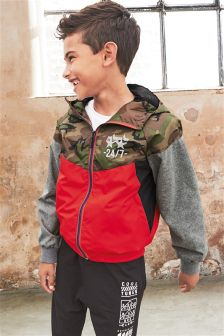 Sporty Bomber (3-16yrs)