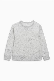Textured Sweat Top (3-16yrs)