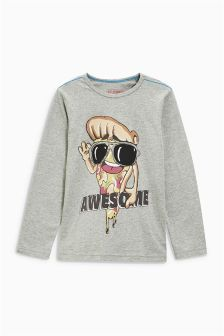 Awesome Pizza Top (3-16yrs)