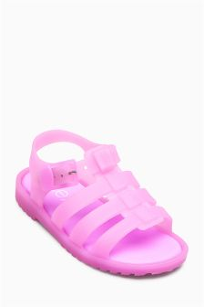 Jelly Fisherman Sandals (Younger Girls)