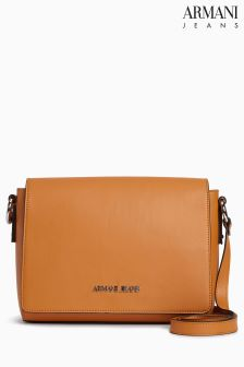 Armani Jeans Tan Across Body Handbag