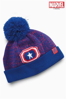 Captain America Beanie (Older Boys)