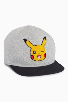 Pokémon™ Badge Cap (Younger Boys)