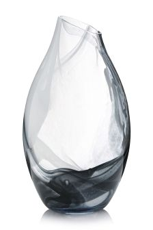Opaque Glass Vase