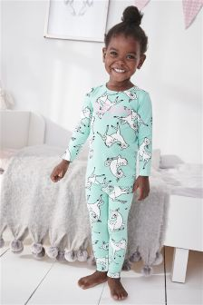 Animal Print Pyjamas (2-12yrs)
