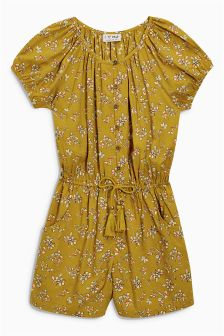 All Over Print Playsuit (3-16yrs)
