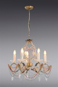 Clara 5 Light Chandelier