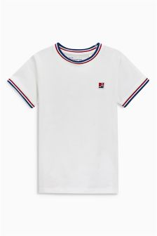Tipped T-Shirt (3-16yrs)