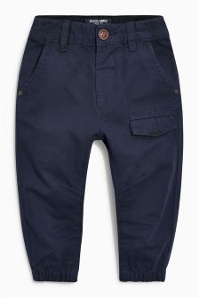 Utility Pocket Trousers (3mths-6yrs)