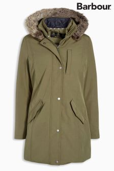Barbour® Seaweed Epler Waterproof Coat