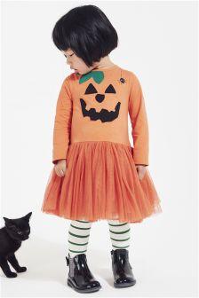 Halloween Pumkin Dress Up (3mths-6yrs)
