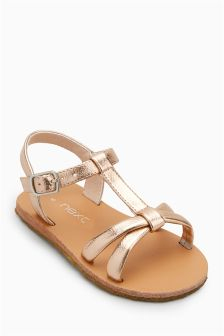 T-Bar Sandals (Younger Girls)