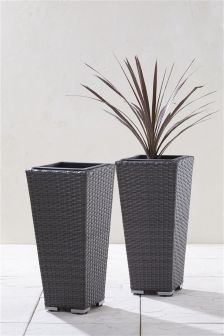 Set Of 2 60 cm Monaco Planters