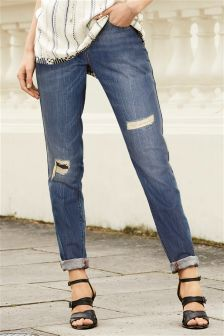 Relaxed Boy Fit Jeans