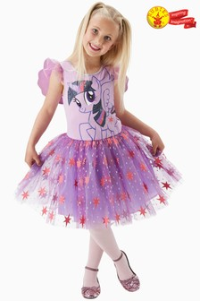 Rubies Purple My Little Pony Twilight Sparkle Fancy Dress Costume